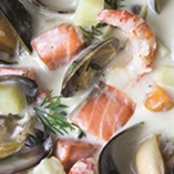 Picture of Smoky Seafood Chowder