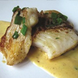 Picture of Pan Fried Fish with Butter