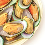 Picture of Steamed Mussels
