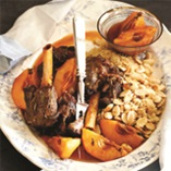 Picture of Lamb and Quince Tagine