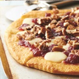 Picture of Chicken Brie and Cranberry Pizza