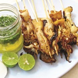 Picture of Grilled Squid Skewer