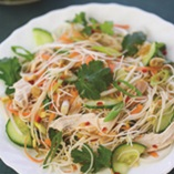 Picture of Spicy Thai Chicken Salad with Vermicelli