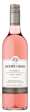 jacobs creek crisp rose