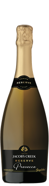 jacob's creek reserve sparkling prosecco