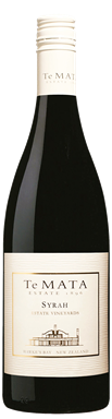 te mata estate vineyard syrah